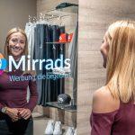Retail, Smart Mirror, NFC